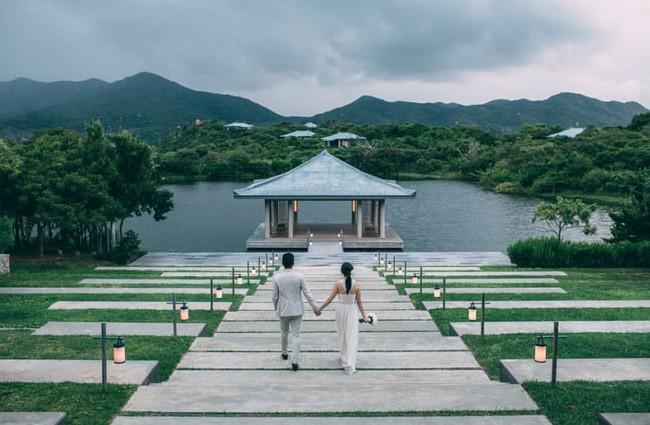 Resort mơ ước của các cặp đôi mới cưới