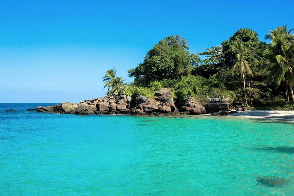 Hòn Móng Tay - đảo thiên đường hoang sơ ở Phú Quốc