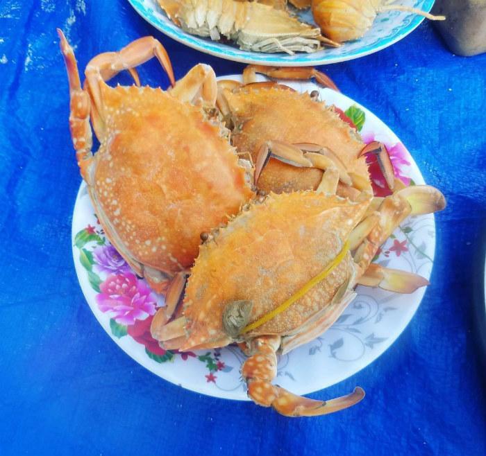 Tự thưởng cho mình bữa tiệc hải sản