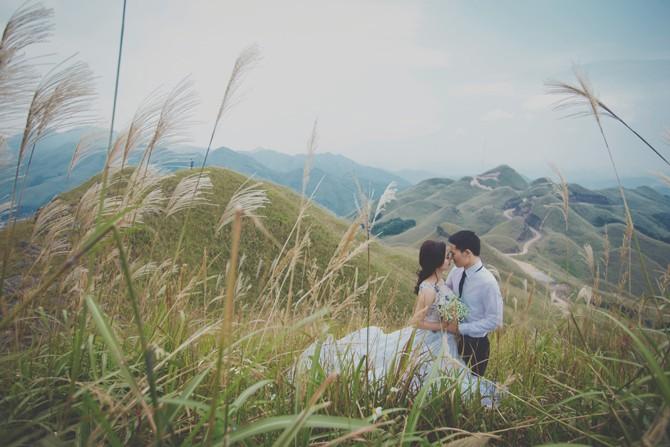 Ảnh cưới cực chất ở Bình Liêu