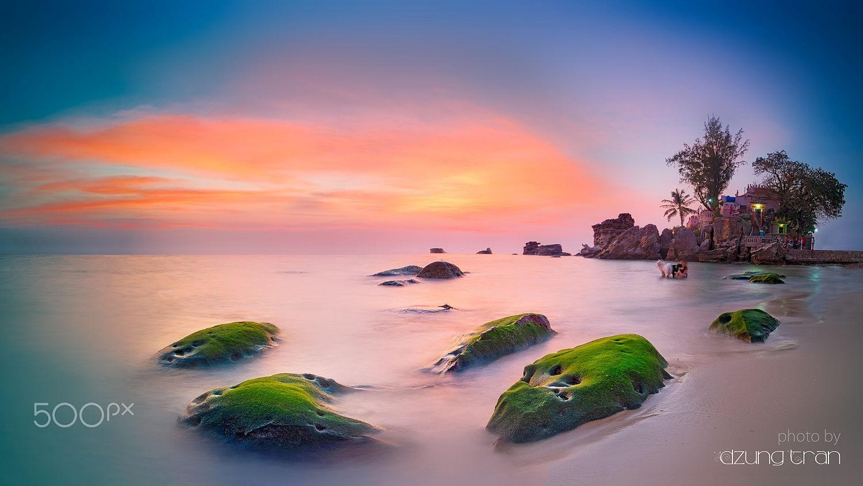 Vượt trùng khơi tìm về Phú Quốc trong những ngày quá đối ngọt ngào