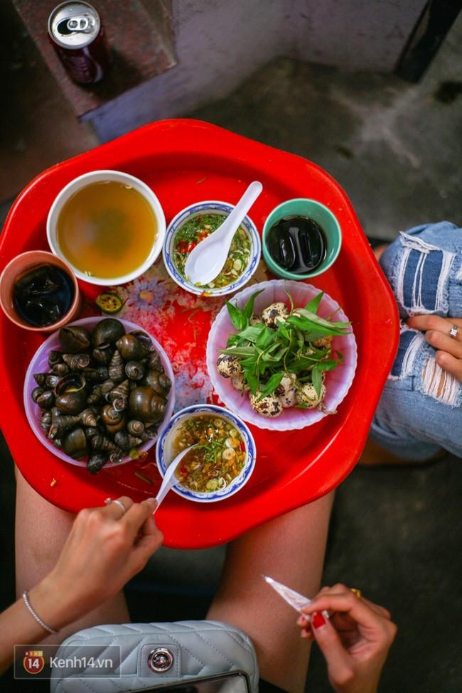 4 hàng ốc ngon nức tiếng Hà Nội: Chưa đi ăn là phí của giời! - Ảnh 6.