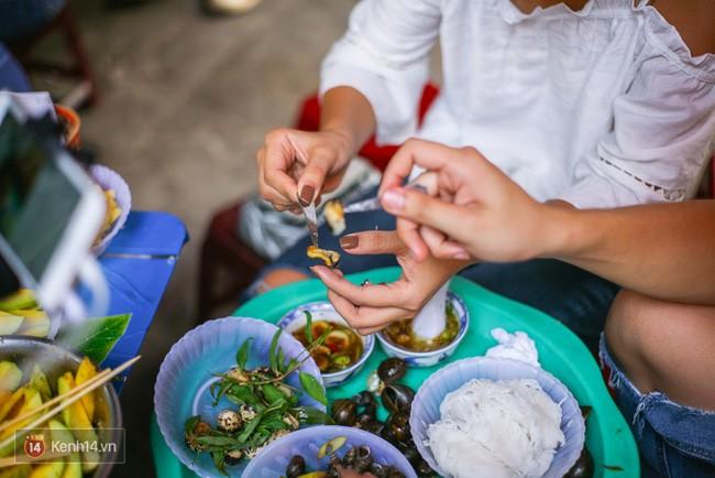 4 hàng ốc ngon nức tiếng Hà Nội: Chưa đi ăn là phí của giời! - Ảnh 7.