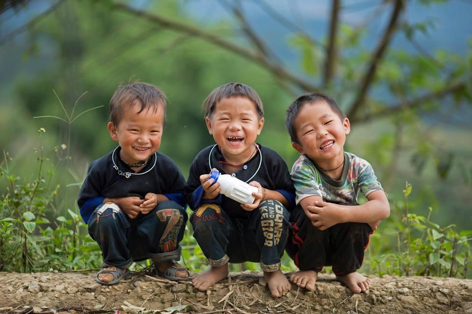 Nhớ nhung nụ cười Tây Bắc như một góc bản nguyên của mỗi người lữ khách