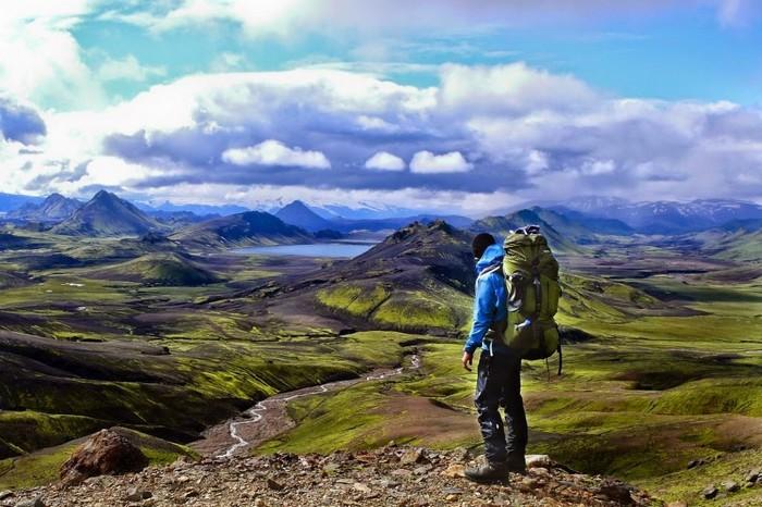 Cảnh quan Iceland