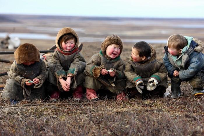 Trẻ em Iceland