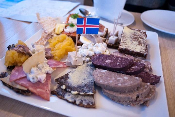 Món ăn truyền thống Iceland