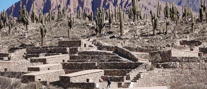Đường mòn Inca ở Argentina