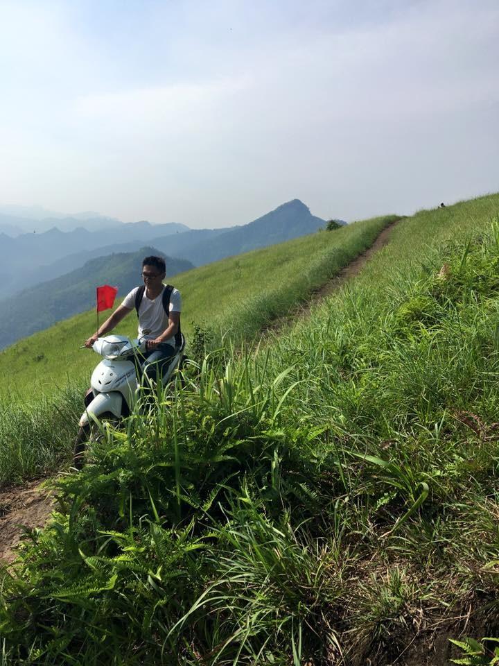 Để đến được với đồi cỏ là hành trình gian nan