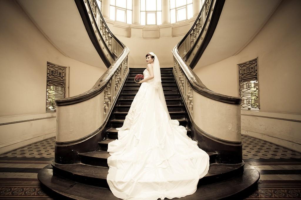 Bảo tàng Mỹ Thuật - Nơi đây cũng thường xuyên được chọn làm địa điểm chụp ảnh cưới