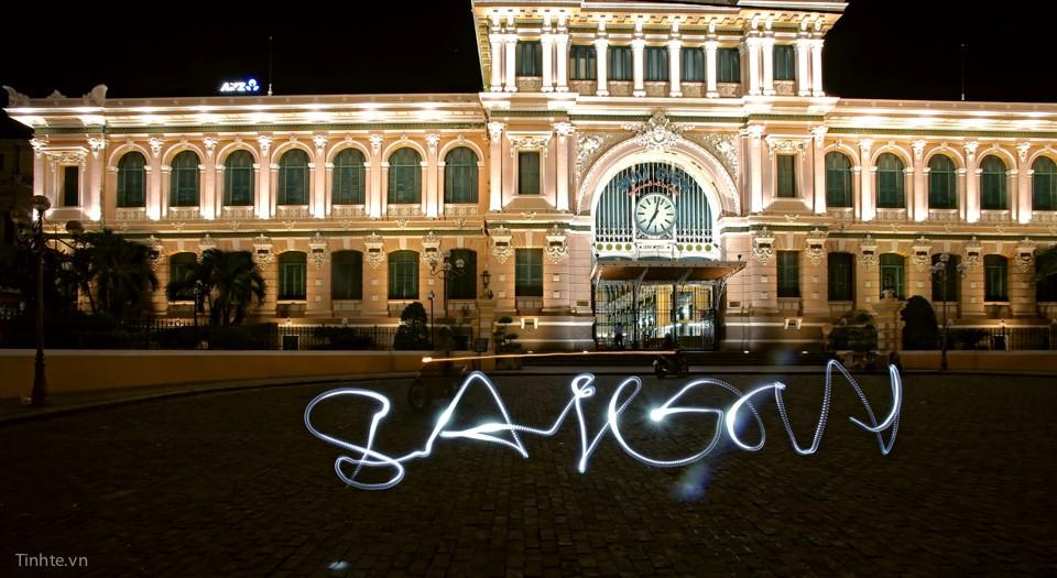 Là một trong những công trình giữ được vẹn nguyên lối kiến trúc Pháp ở Sài Gòn