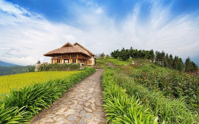 Ngất ngây với những resort cao cấp ở Việt Nam