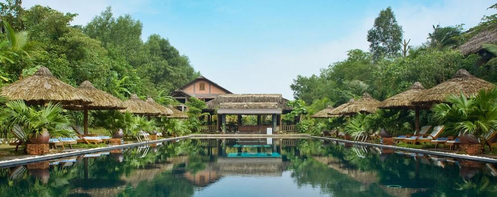 Một resort rất Việt Nam