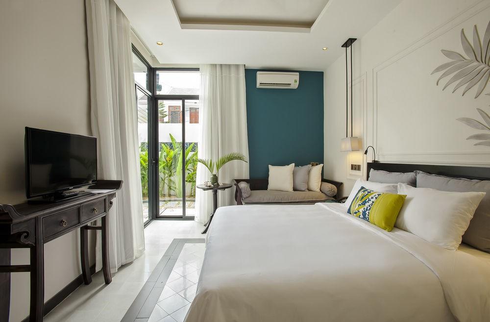Bài trí phòng của khách sạn Maison Vy