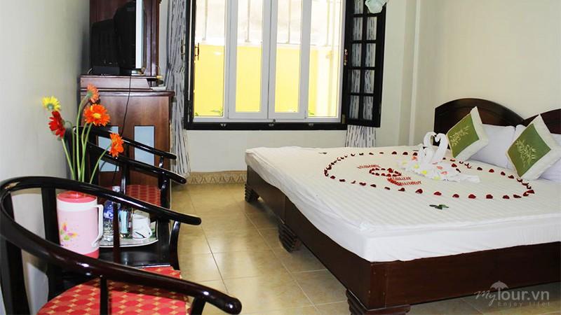 Khách sạn tiện nghi với giá cả bình dân