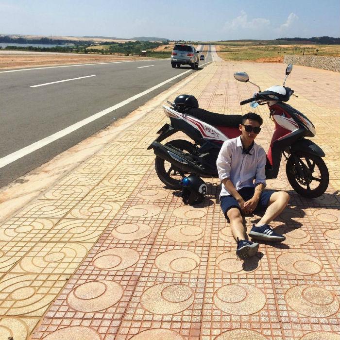 Chủ động khám phá Phan Thiết với xe máy