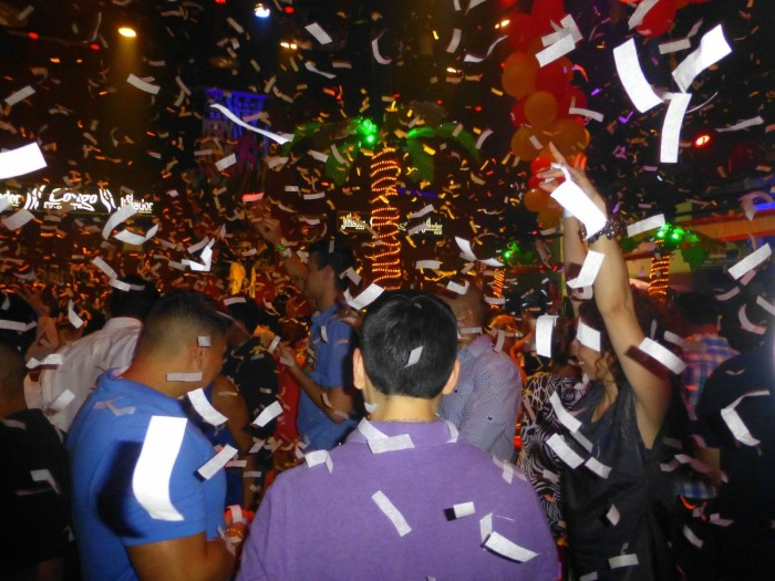 Quán bar ở Cancun