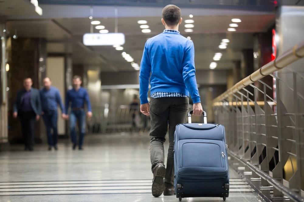 Nhớ cân hành lý trước ở nhà nhé