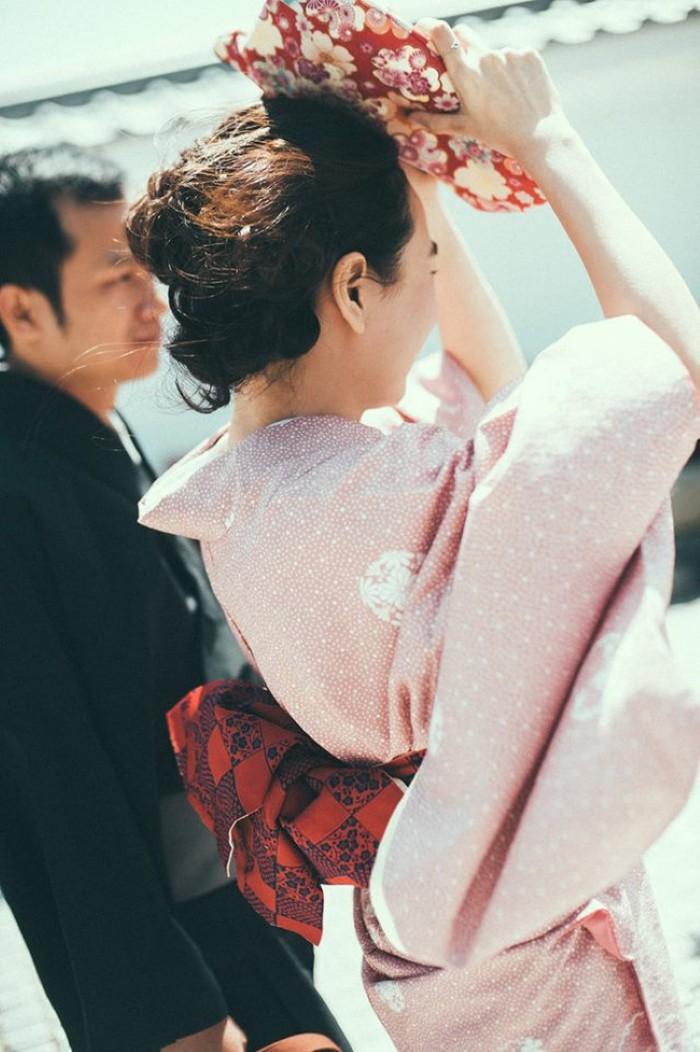 Bộ đồ Kimono truyền thống của nước Nhật