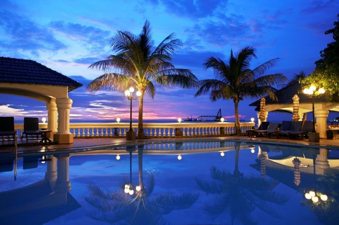 Lan Rừng Resort & Spa - một trong những khu nghỉ dưỡng mang phong cách châu Âu tuyệt nhất ở Vũng Tàu
