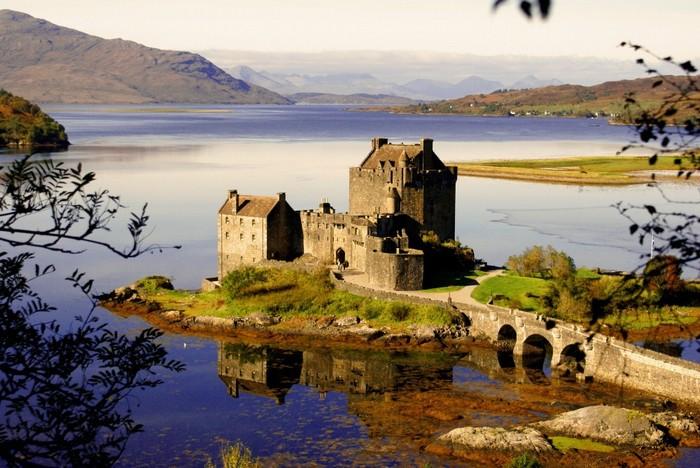 Eilean Donan, Scotland: