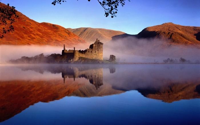 Kilchurn, Scotland: