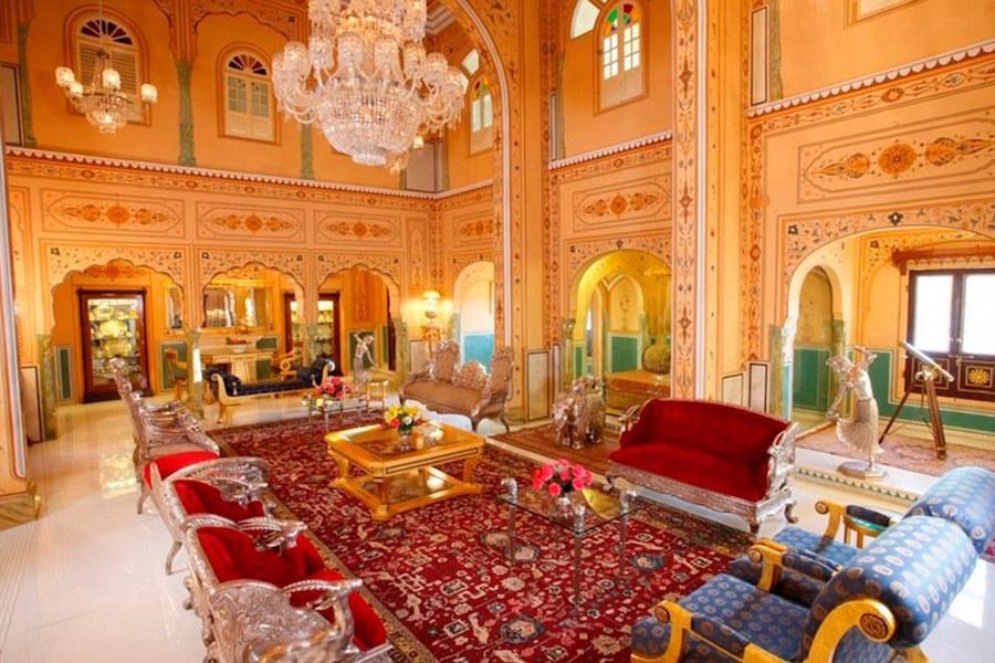 Raj Palace, Jaipur, Ấn Độ