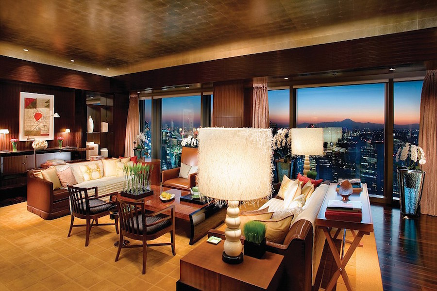Mandarin Oriental, Tokyo, Nhật Bản
