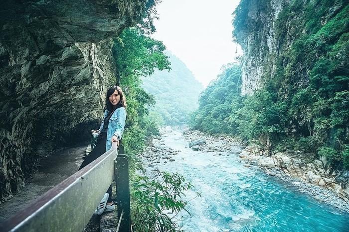 Checkin bên dòng suối thơ mộng tại Vườn quốc gia Tarako