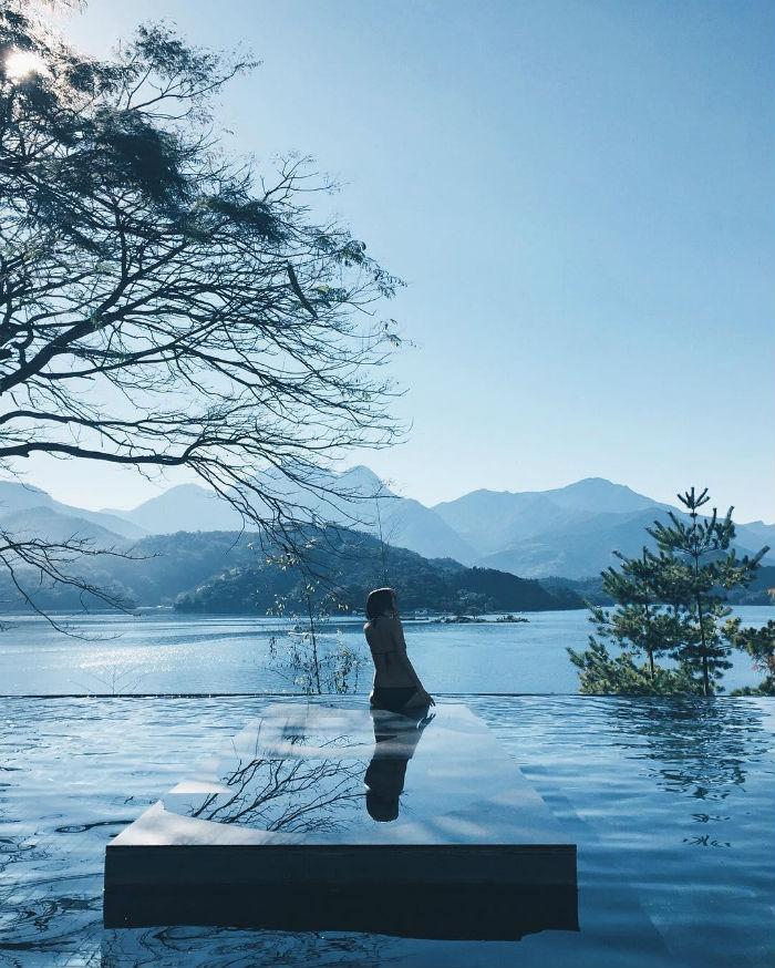 Hồ Nhật Nguyệt – vẻ đẹp của sự bình yên