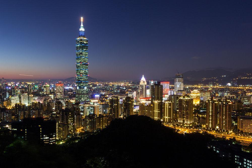 Taipei 101 – niềm tự hào của Đài Loan
