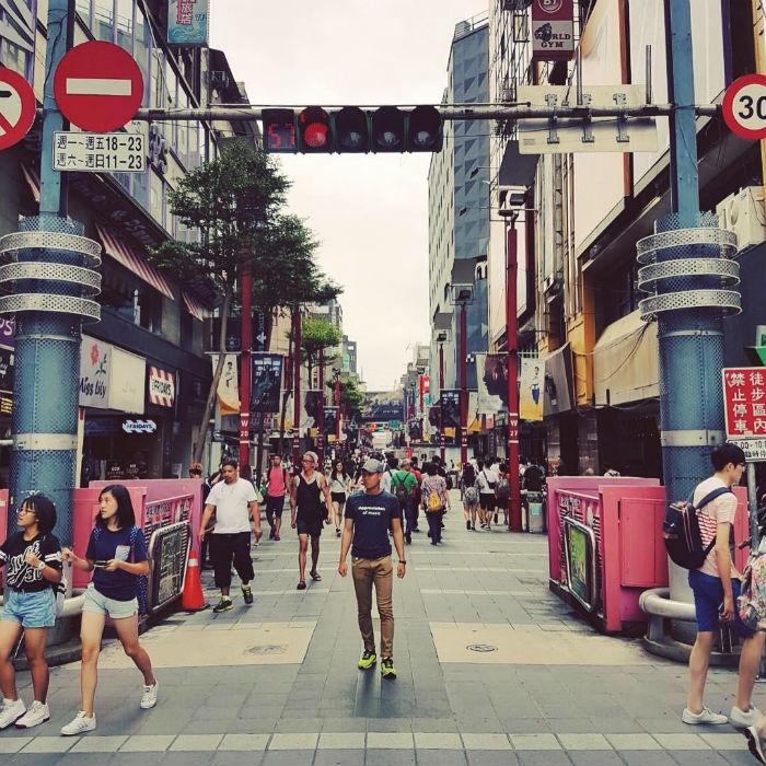 Ximending – thiên đường giải trí tại Đài Loan