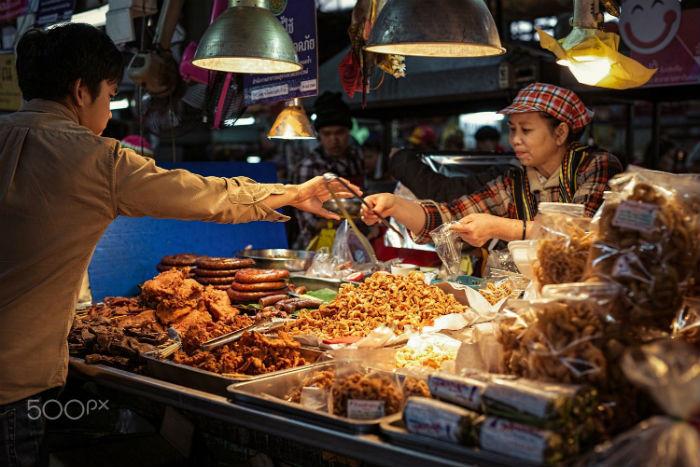 Chiang Mai – thiên đường ẩm thực của Thái Lan - Ảnh minh họa: David Sala