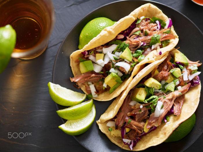 Bánh Tacos – món ăn không thể không thử khi đến Mexico - Ảnh minh họa: Joshua Resnick