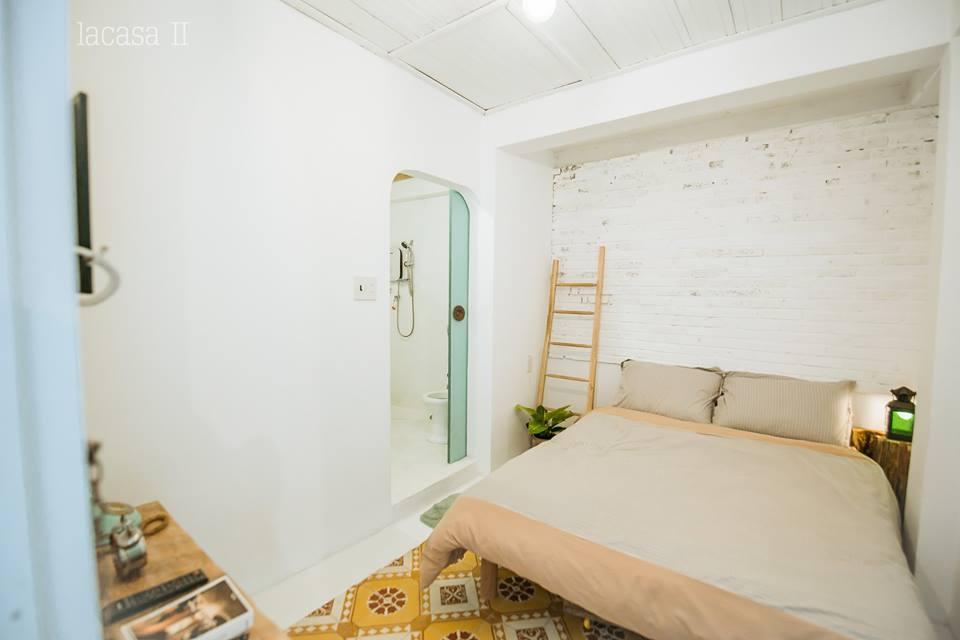La casa tạo không gian nghỉ dưỡng, thư giãn vô cùng thoải mái - Ảnh: La casa