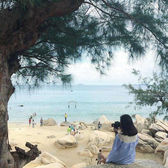 Một góc thơ mộng ở khu dã ngoại Trung Lương - Ảnh: @haeri47