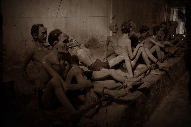 Những hình ảnh gây ám ảnh về Côn Đảo – địa ngục trần gian một thời - Ảnh minh họa: Hùng Nguyễn Việt