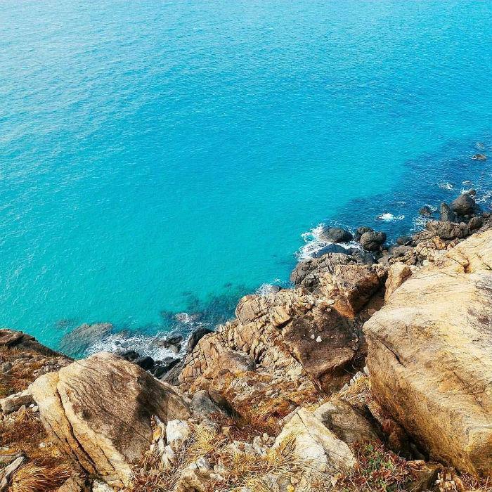 Côn Đảo ngày nay đã trở thành một thiên đường chốn hạ giới - Ảnh minh họa: IG haihuynh.tx