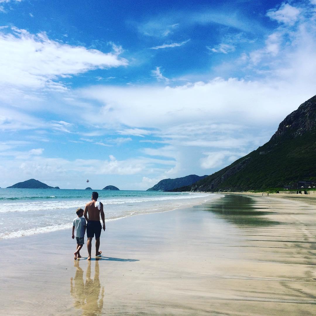 """Thư thả dạo bước trên những bãi cát """"thiên đường"""" - Ảnh minh họa: IG xianpannell"""