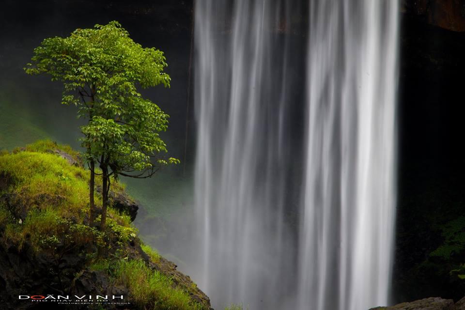Cảnh đẹp như tranh vẽ… - Ảnh: Doãn Vinh