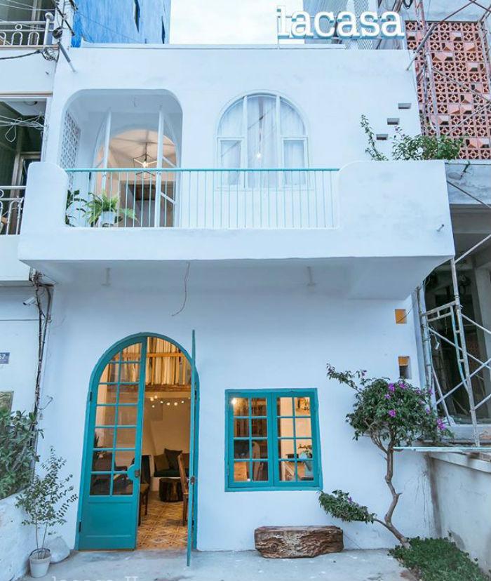 Ngôi nhà nhỏ mang phong cách Morocco - Ảnh: La Casa