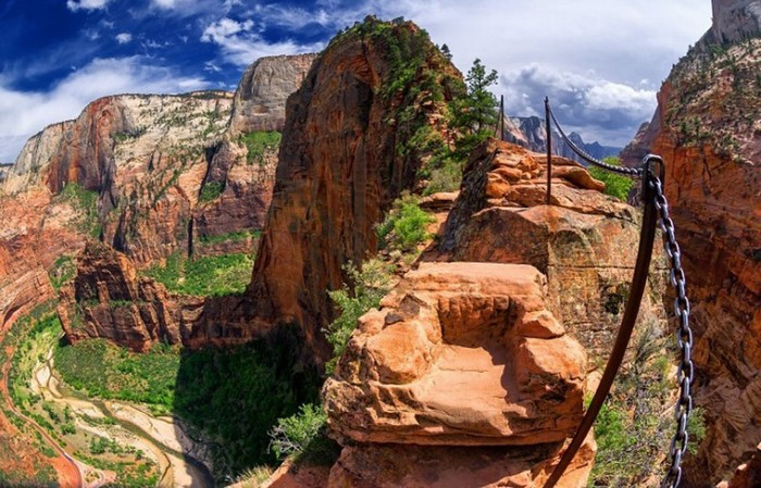Vườn quốc gia Zion, Mỹ