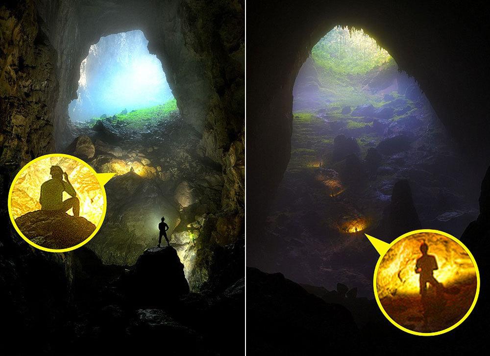 Hành trình đến thăm hang động này không phải là chuyến đi dành cho những người yếu tim. Để đến được nó, bạn phải mất khoảng nửa ngày để băng qua một khu rừng đẹp với vô số loài bướm và một con sông nhỏ có nước ngập đến gối.