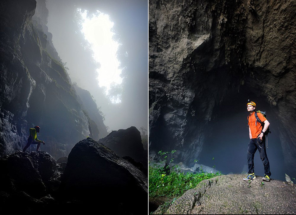 Với mục đích bảo vệ vẻ đẹp của hang động, tỉnh Quảng Bình đang giới hạn số lượng du khách đến thăm Sơn Đoòng. Mỗi năm chỉ có khoảng 500 người được phép tham gia hành trình thám hiểm.