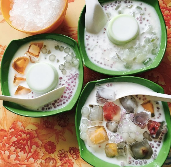 Nắng muốn xỉu thế này, ăn gì ở Hà Nội để bớt nóng đây? - Ảnh 7.