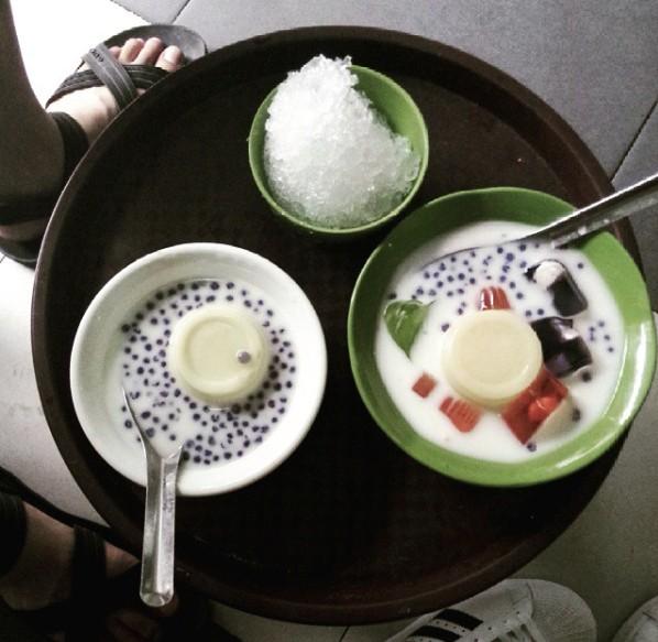 Nắng muốn xỉu thế này, ăn gì ở Hà Nội để bớt nóng đây? - Ảnh 8.