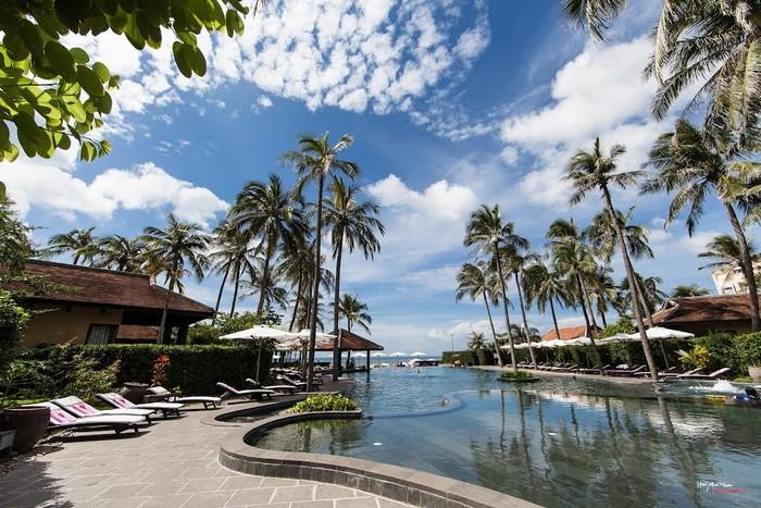 Sự đẳng cấp của resort 5 sao đầu tiên ở Việt Nam