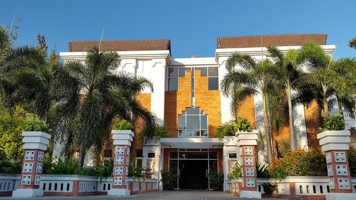 Dáng dấp văn hóa Chăm ở Muine Bay Resort