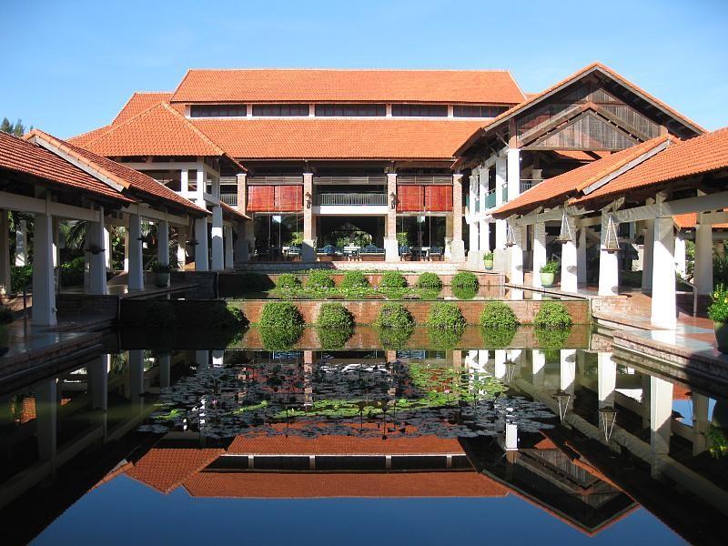 Một góc ở Pandanus Resort