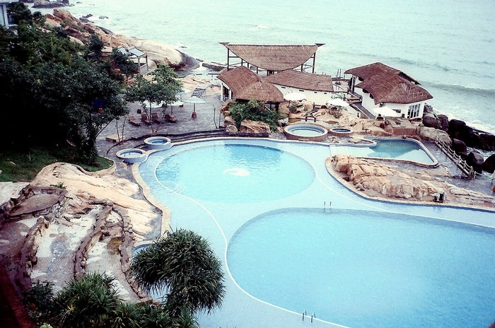 Có những nơi nghỉ dưỡng tầm trung mà view cũng đẹp chẳng kém
